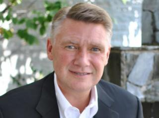 Pastor Mark Harris, GOP Senate hopeful