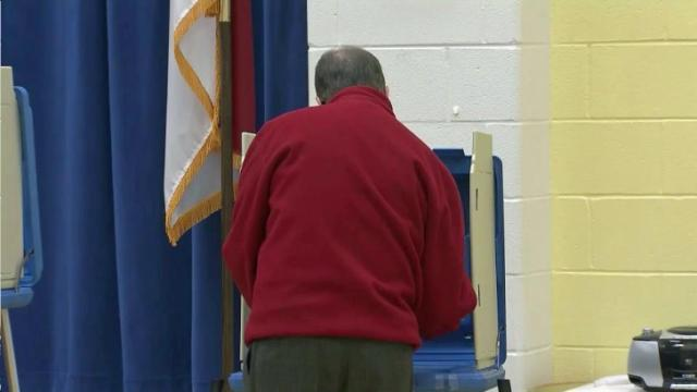 Gov: Voter law suit is pure politics