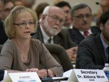 NC Health and Human Services Secretary Aldona Wos