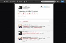 Screenshot from Ben Ellmers' Twitter account
