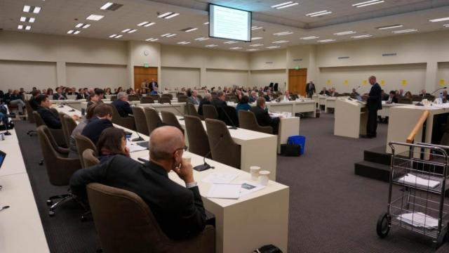 Environmental Review Commission meeting