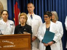 Docs, Dems tout success of health care law in NC