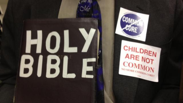 Common core meeting