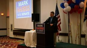 The Rev. Mark Harris
