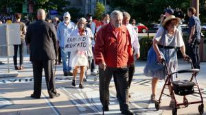 'Moral Monday' walk May 19
