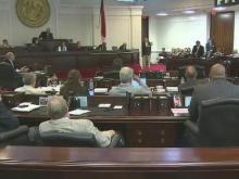 Senate debates state budget