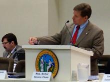 House panel debates budget (part 1)