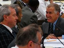 House panel debates budget (part 2)