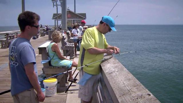 Jennette's Pier may be up for sale