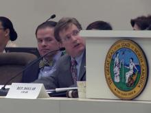 State budget negotiations continue