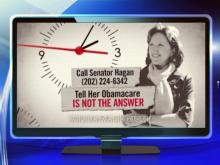 On the Record: Political ads in the US Senate race