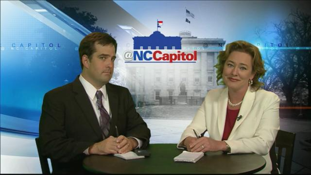 The Wrap @NCCapitol (July 17, 2014)