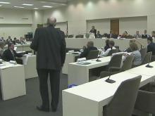 Senate panel OKs capping local sales taxes