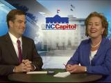 The Wrap @NCCapitol (Aug. 29, 2014)