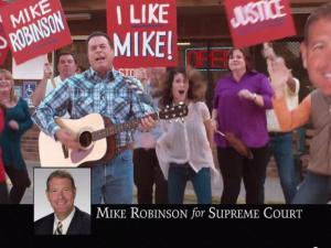 Judicial Coalition Robinson ad