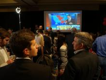 Candidates, supporters await 2014 election results