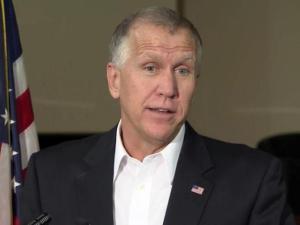 U.S. Sen.-elect Thom Tillis