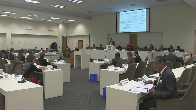 Lawmakers get update on DHHS operations