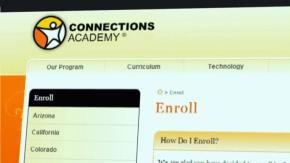 Connections Academy website