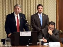 Senator explains bill on magistrates, same-sex marriage