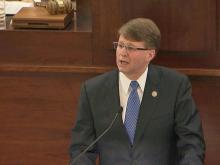 NC State of Judiciary address
