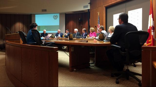Members of the Raleigh City Council meet on Friday, April 24 to approve the formal contract to buy the Dorothea Dix property from the state.