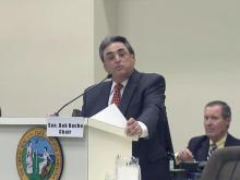 Senate panel discusses date for presidential primary