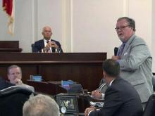 Senate debates bond package