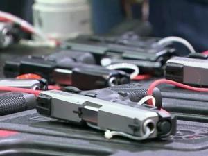 Handgun, firearm