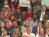 Trump speaks to packed house in Raleigh