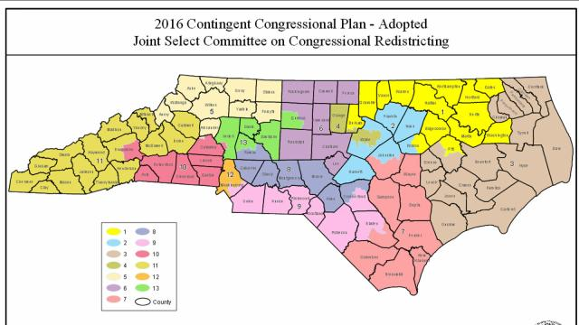 Republican lawmakers have proposed a reconfiguration of North Carolina's 13 U.S. House districts after federal judges ruled two were unconstitutionally drawn based on race.