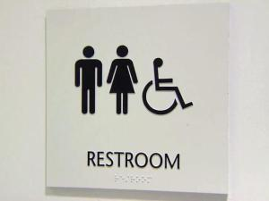 Restroom, bathroom
