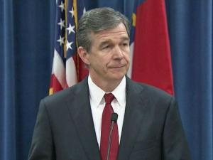 Attorney General Roy Cooper, the Democratic nominee for governor and challenger to incumbent Republican Pat McCrory, spoke out against the state's recently passed anti-discrimination law Tuesday, saying his office would not represent the state in any challenge to the law.