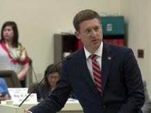 Lawmakers review McCrory's spending plan
