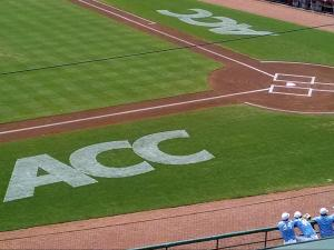 ACC baseball at DBAP