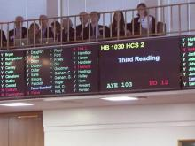 House gives final approval to proposed budget