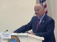 Senate panel reviews proposed state budget (part 1)