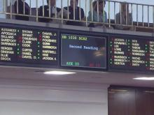 Senate takes preliminary budget vote