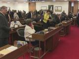 House takes initial budget vote
