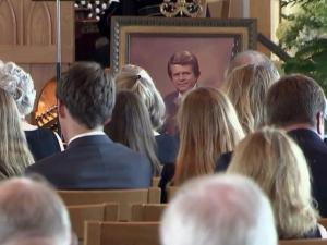 Robert Morgan honored for life of public service