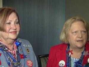 Female NC delegates