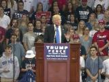 NC crowd backs Trump's call for tighter immigration screening