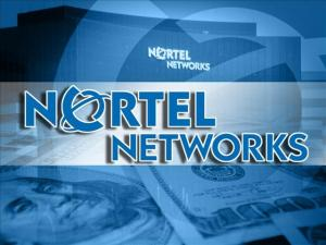 Nortel is in bankruptcy