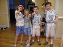 The Tar Heel nation is fired up about another NCAA men's basketball championship.