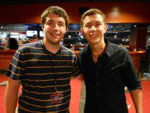 "Garner's Scotty McCreery was the headliner when the Season 10 finalists from ""American Idol"" brought their concert tour to Raleigh July 27, 2011."