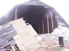 Hurricane Irene's winds and rain caused extensive damage across Halifax County.