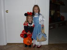 WRAL viewers sent in their photos of ghosts and goblins, witches and wizards for Halloween 2011.