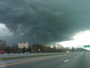 I took this near the Grandover in Greensboro.
