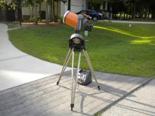 North Carolina has a chance Tuesday to see part of a once-in-a-lifetime transit of the planet Venus across the face of the sun.