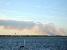Croatan Forest Fires